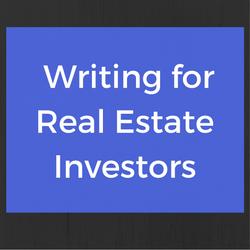 content for real estate investors