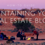 How-To Guide: Maintaining Your Real Estate Blog