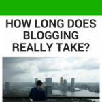 How long does Real Estate Blogging really take?