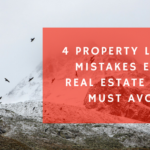 4 Property Listing Mistakes Every Real Estate Agent Must Avoid