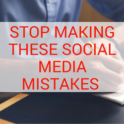 stop making these social media mistakes